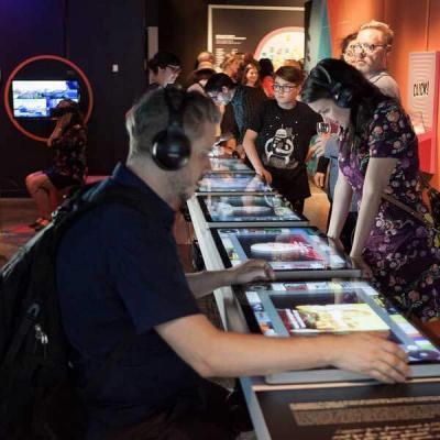 Explosion 67 : Terre des jeunes - Centre d'histoire de Montréal